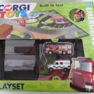 Corgi Toys.