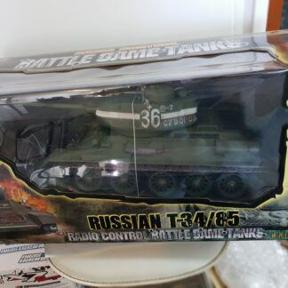 R/C Battle Tank